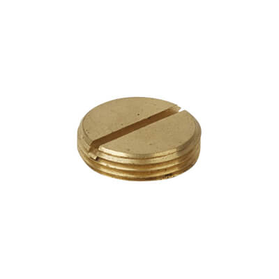 Brass Plug - 25mm)