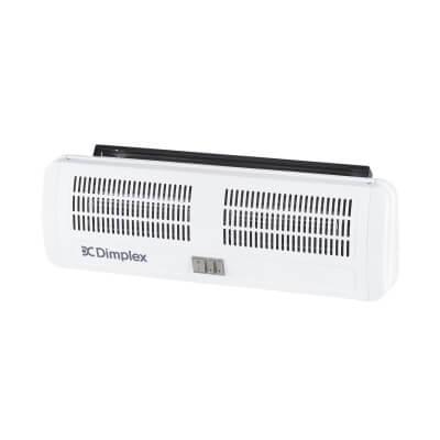 Dimplex 3kW Warm Air Curtain - White)