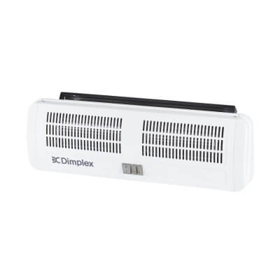 Dimplex 3kW Warm Air Curtain - White)