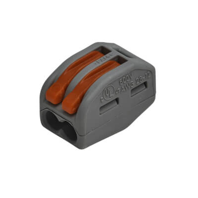Wago 2W Lever Connector - Pack 10)