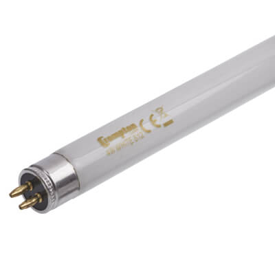 4W 152mm Mini T5 Halophosphate Fluorescent Tube - White