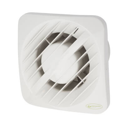 Greenwood Airvac AXS100 4 Inch Axial Extractor Fan)