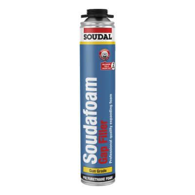Soudal Soudafoam B3 - 750ml - Gun Grade
