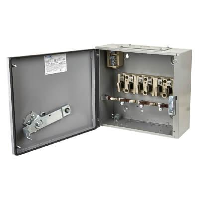 Eaton MEM 100A TPN Switch)