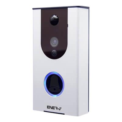 Ener-J Wireless Video Door Bell)
