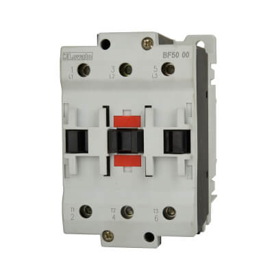 Lovato 50A 415V Three Pole Contactor