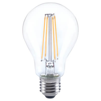 Integral LED 7W GLS Filament Dimmable Lamp - E27 - 2700K)
