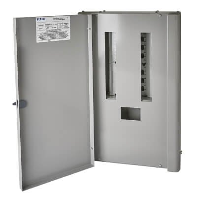 Eaton MEM 250A 12 Way 3 Phase Triple Pole and Neutral Distribution Board - Type B)