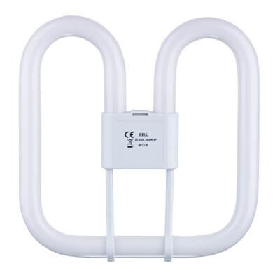 2D 28W 4 Pin Lamp - Cool White - Colour Temperature 835)
