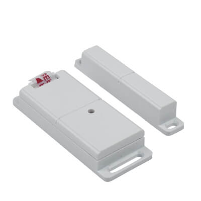 Remote Magnetic Switch - White