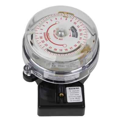 Quartz 20A Hour Timer Switch - 3 Pin
