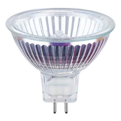 50W MR16 / GX5.3 Enclosed Lamp - 36° Beam Angle)