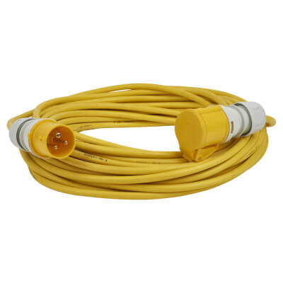 16A Extension Lead - 1.5mm - 25m)