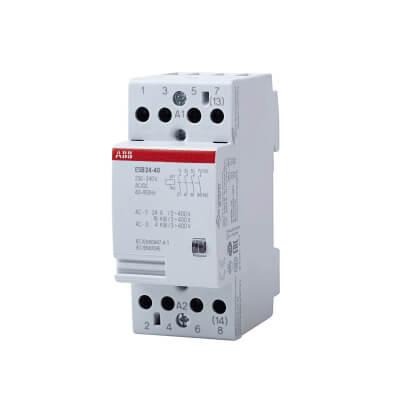 ABB 20A 4 Pole Contactor)
