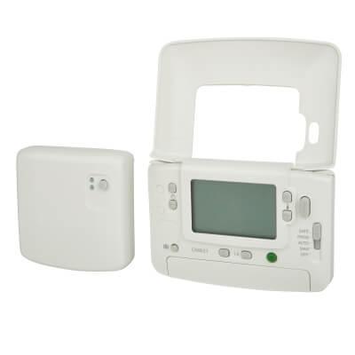 Honeywell Wireless 24 Hour Pro Thermostat)