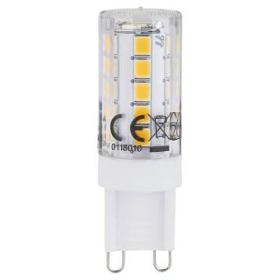 3W G9 LED 240V Dimmable (equiv 30W) - 4000K)