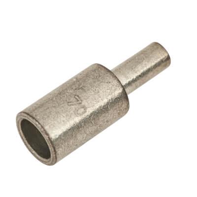 Copper Reducing Pin Lug - 70mm)