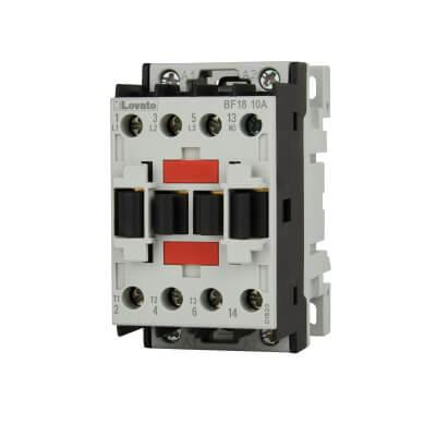 Lovato 18A 415V Three Pole Contactor)