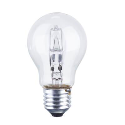 70W ES GLS Halogen Lamp - Clear