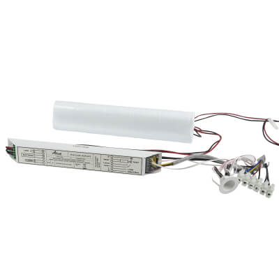14W LED and CFL Emergency Pack)