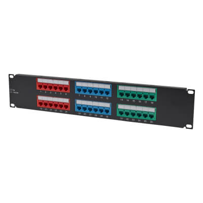 Cat 5 Patch Panel - 32 Way
