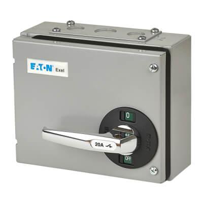 Eaton MEM 20A TPN Switch)