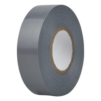 Directa 19mm Roll PVC Tape - 20m - Grey)