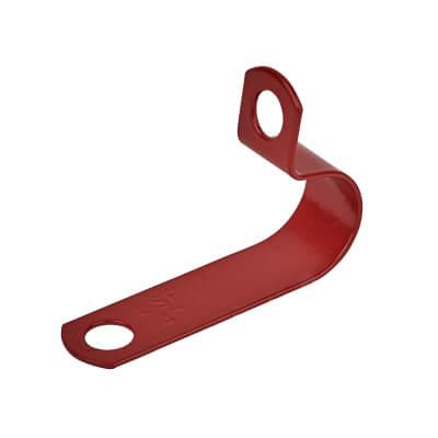 MICC PVC Clip - RCHL47 - Red - Pack 50)