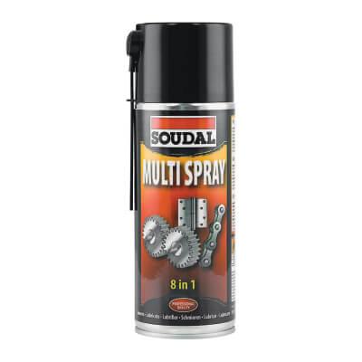 Soudal Multi Spray - 400ml)
