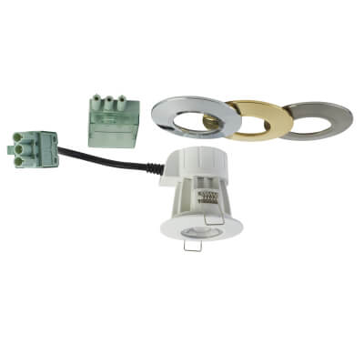 Loxa 8W LED Downlight - IP65 - Natural White