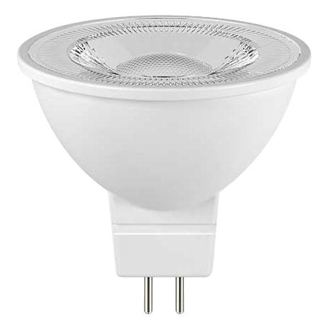 7.5W LED MR16 / GU5.3 Spotlight Lamp - Warm White)