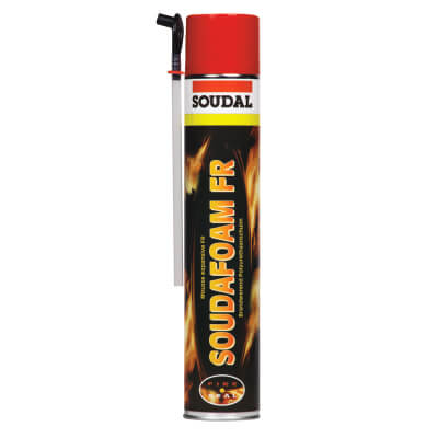 Soudal Soudafoam FR - 750ml - Hand Held)