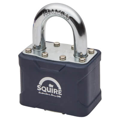 Squire Stronglock Laminated Steel Padlock - 51mm - Keyed to Differ)