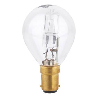 28W SBC Golf Ball Lamp - Warm White)