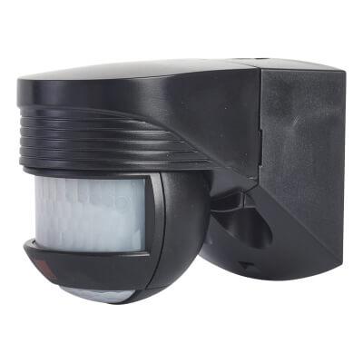 BEG Loxomat 140° PIR Sensor - Black)
