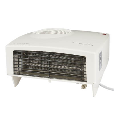 Hyco 2kW Down Flow Heater - White)