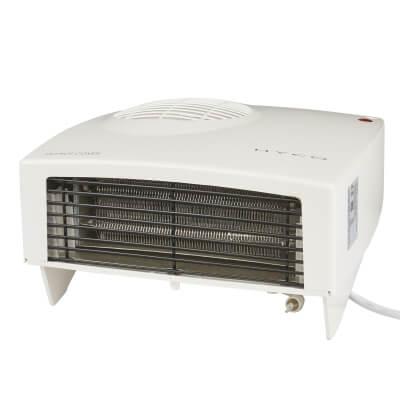 Hyco 2kW Down Flow Heater - White