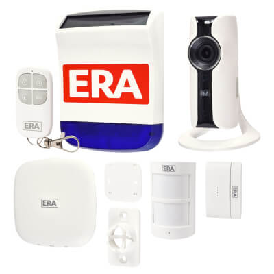 ERA HomeGuard Pro Elite Alarm Kit)