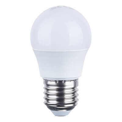 4W ES LED Golf Ball Lamp - Warm White)