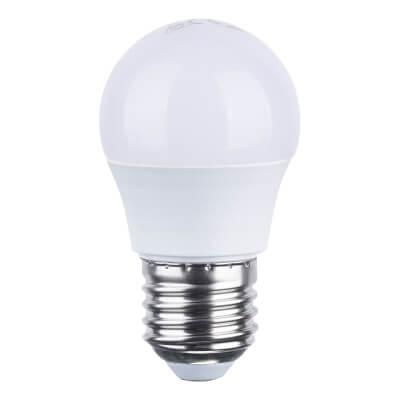 4W ES LED Golf Ball Lamp - Warm White)