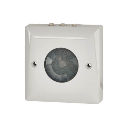 Surface Mounted Ceiling Occupancy Switch - White