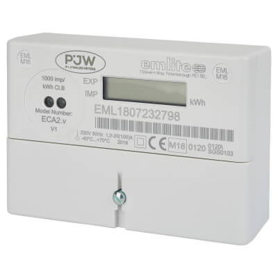 100A Single Phase Digital Check Meter)