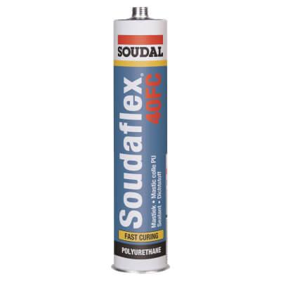 Soudal Soudalflex 40FC - 310ml - White