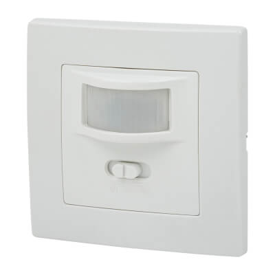 Greenbrook OD100 Infra Red Motion Detector - Wall Switch)