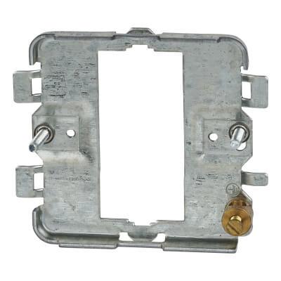 MK 1 Gang Grid Module Mounting Frame
