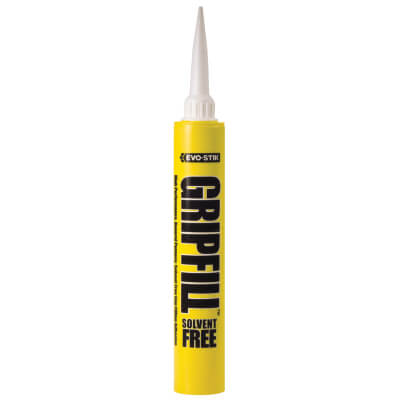 Gripfill Grab Adhesive - Solvent Free - 350ml)
