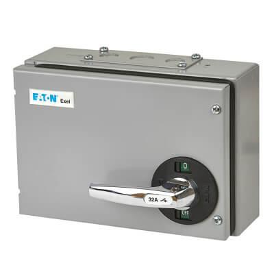 Eaton MEM 32A TPN Switch)