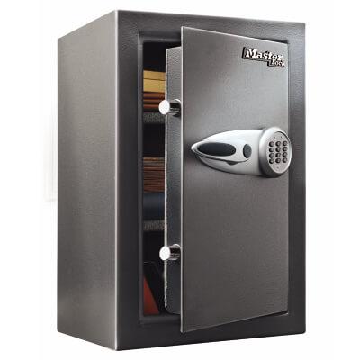 Masterlock T6 High Security Safe - 607 x 390 x 410mm - Black)