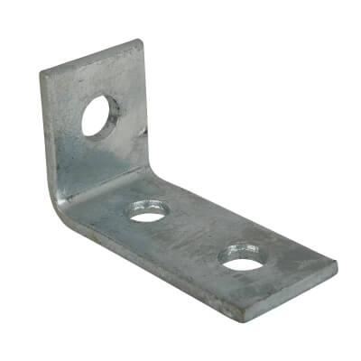 Unistrut Internal 90° Bend - 3 Hole)