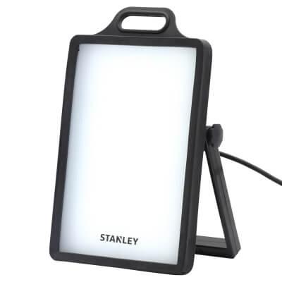 Stanley 240V 50W LED Worklight - Yellow/Black)